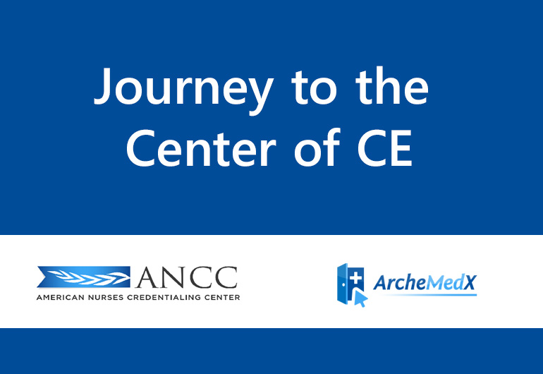 Journey to the Center of CE (ANCC)