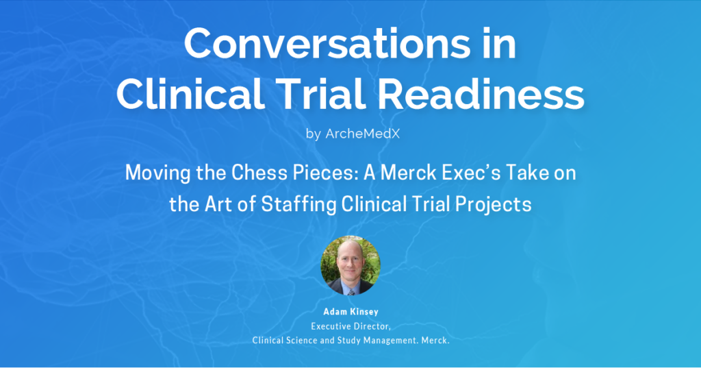 clinical trial readiness Merck