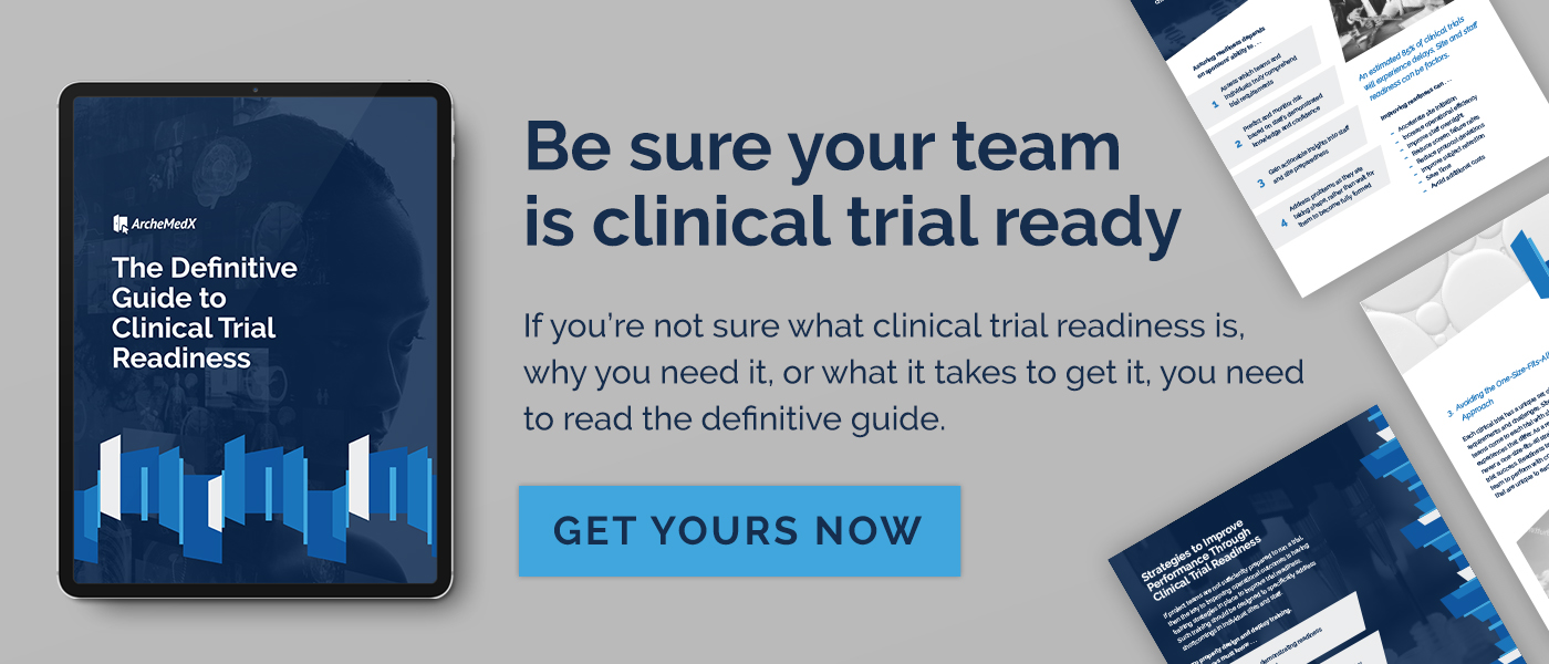 clinical trial readiness