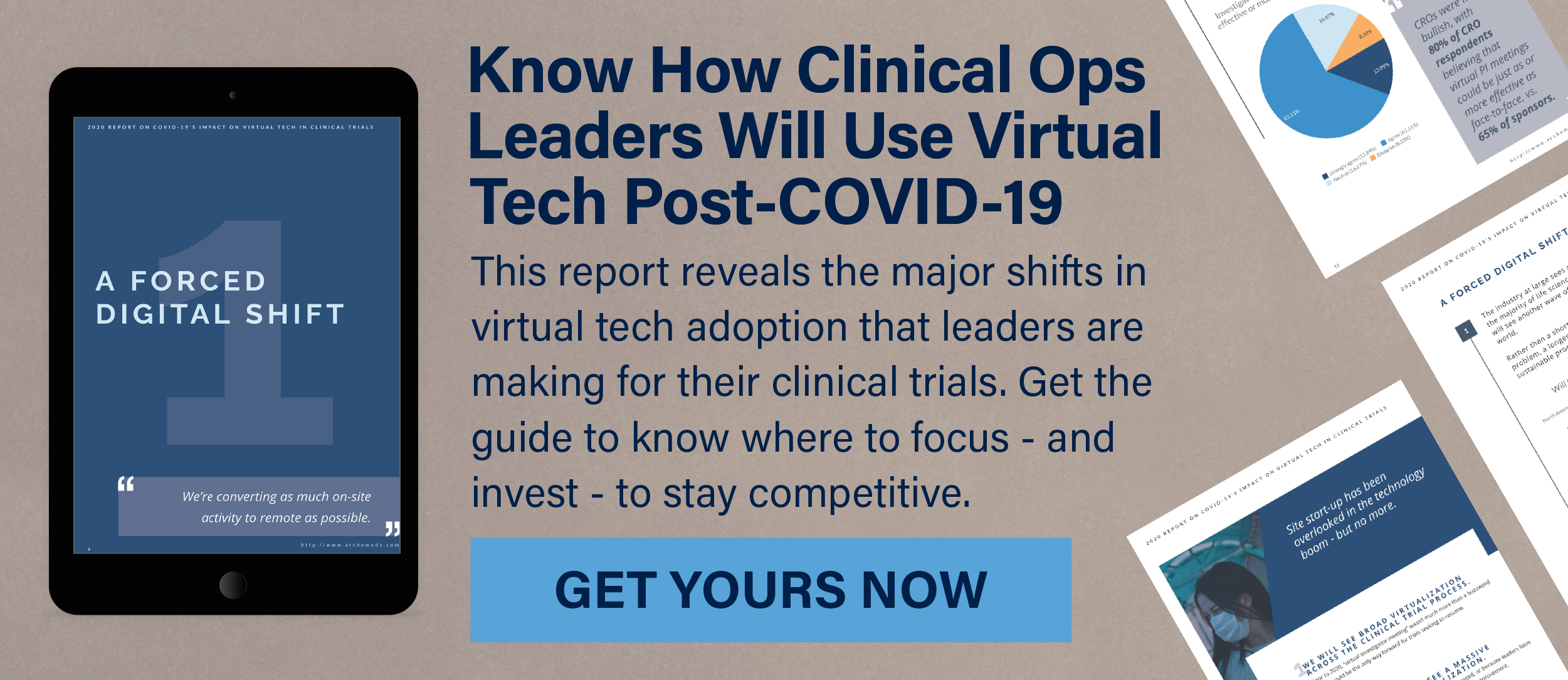 Virtual Tech Use in Clinical Operations