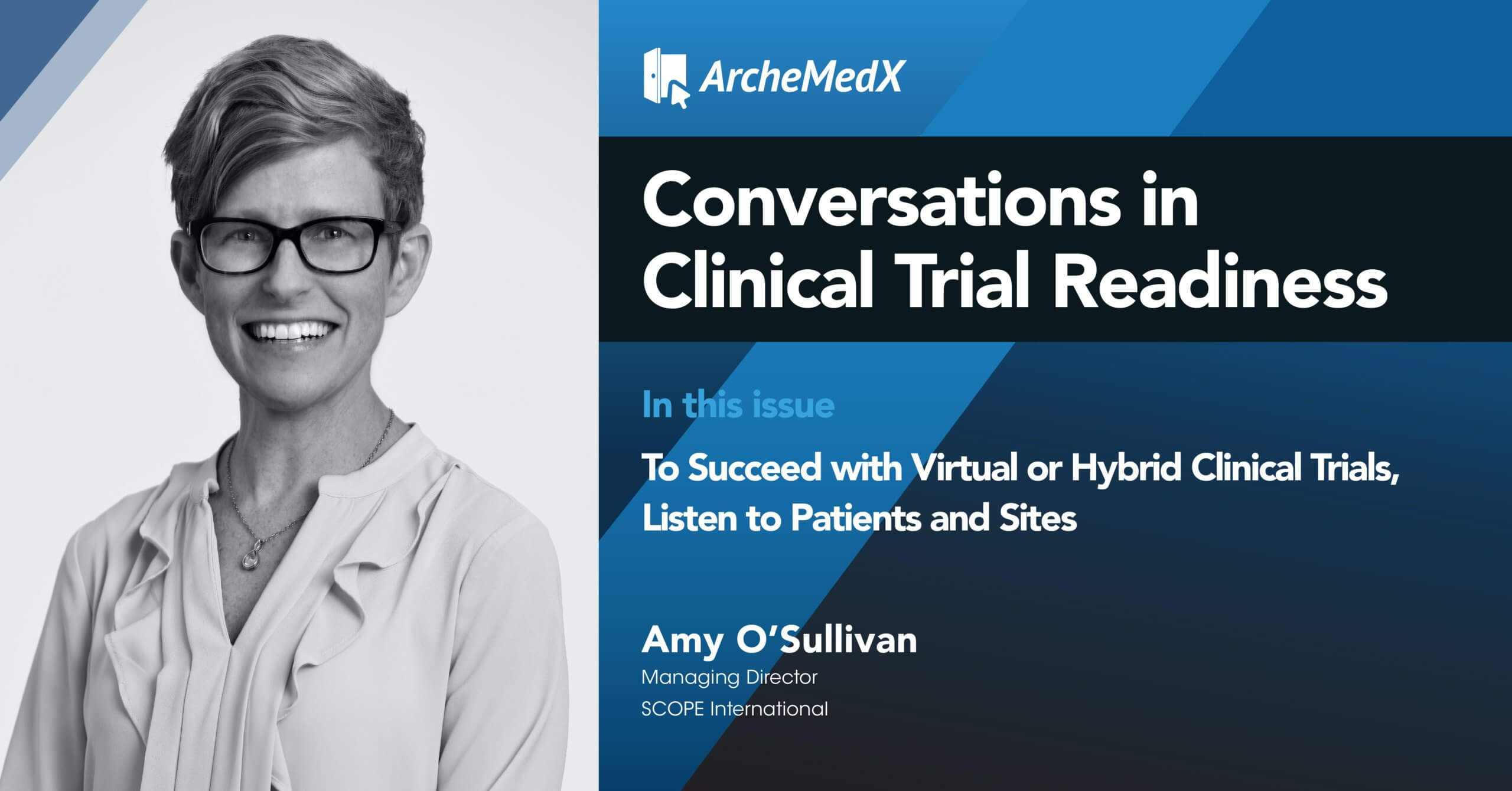 Interview with Amy O'Sullivan of SCOPE International