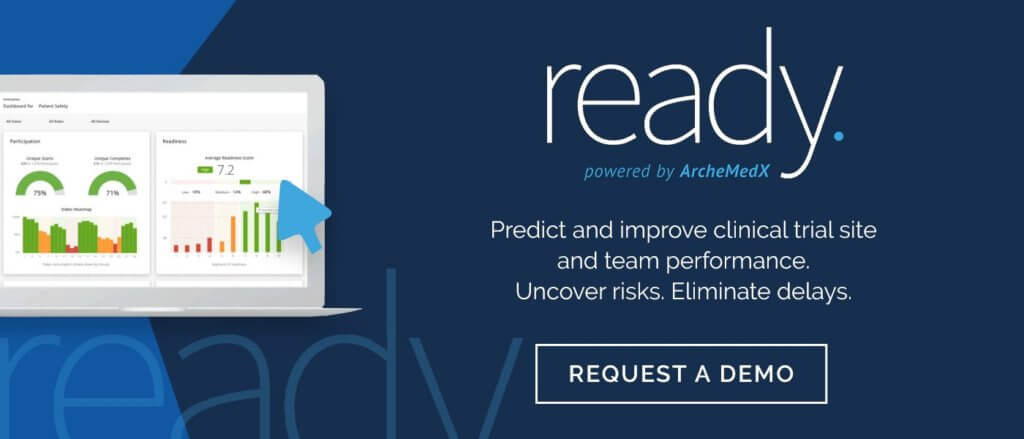 Request a demo of Ready